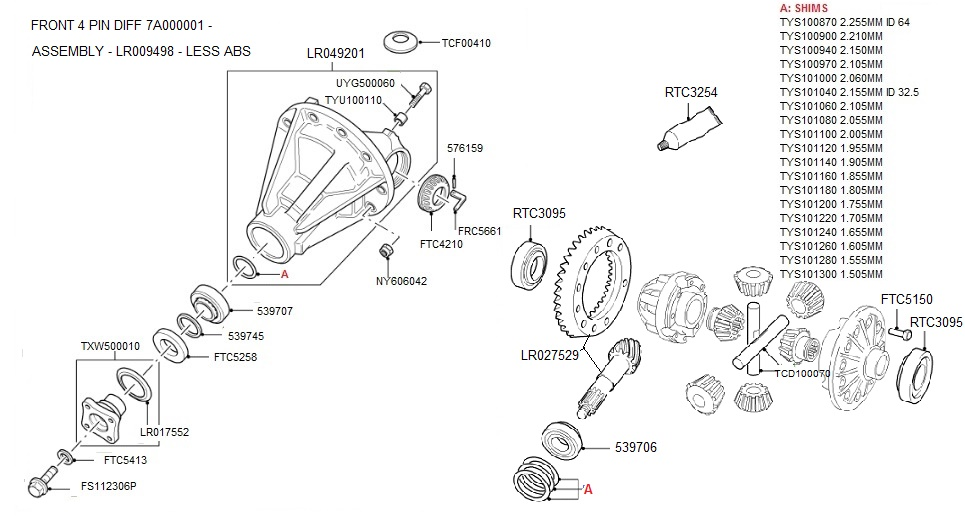 tail light wiring diagram for 2002 discovery