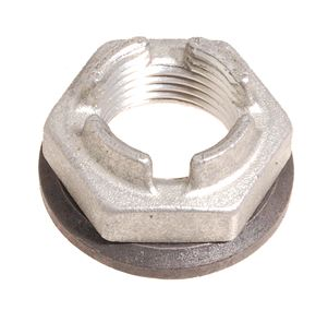 LR024151 M24 x 2.0 Nut and Washer C2P12731 Needs 36mm socket