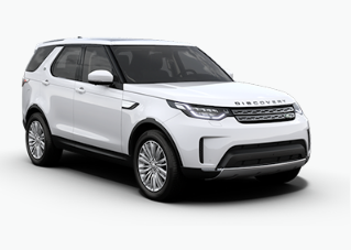 Land Rover Discovery 5 L462 2017