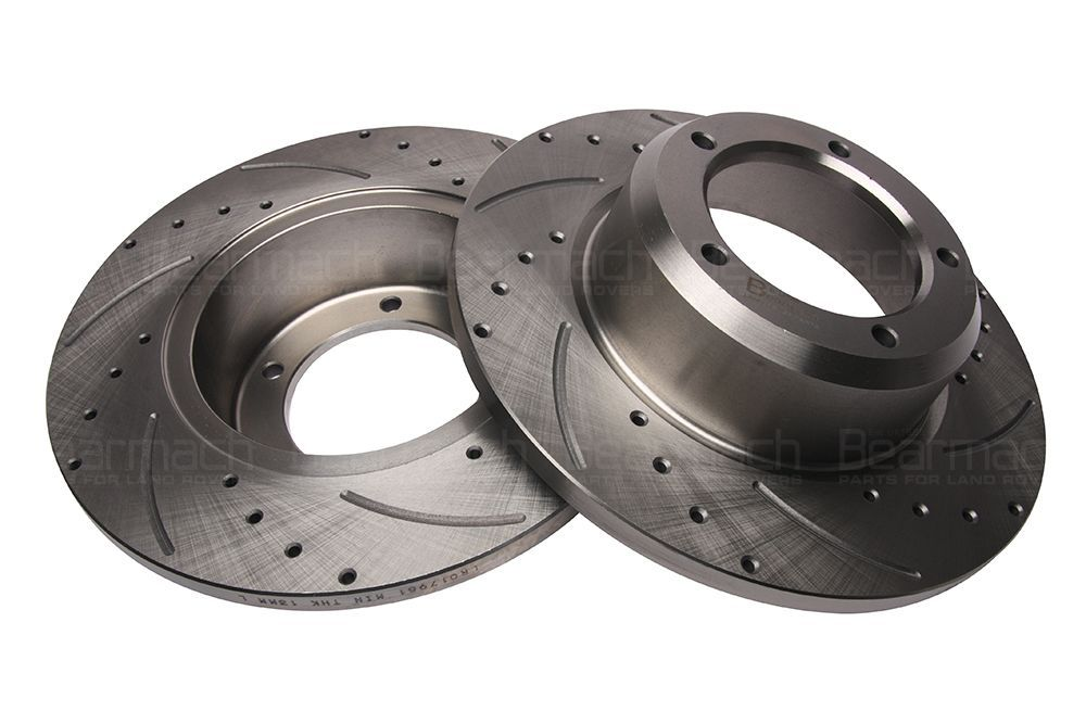 FRC7329, LR017804, LR017951 Performance Disc Set