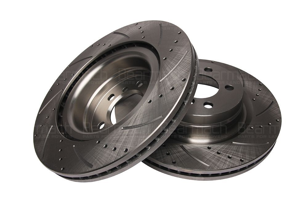 SDB500181, SDB500182 Performance Disc Set