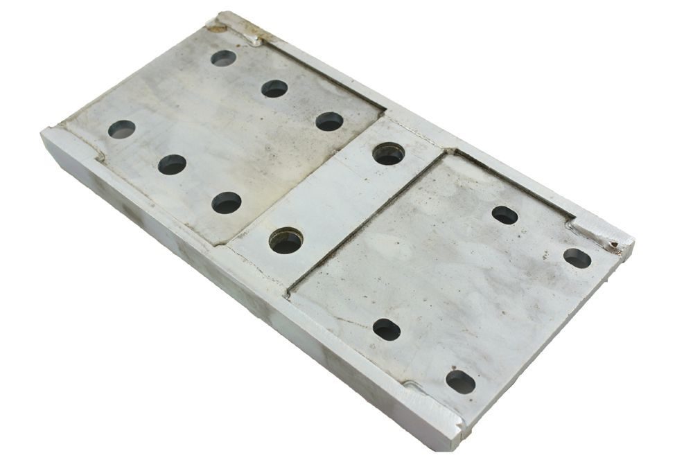 508412L  BR1233L Towing Plate - Long
