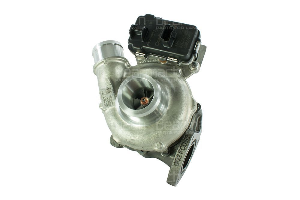 LR065510 Turbo Charger C2S52581